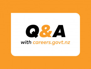 Q and A with careers.govt.nz
